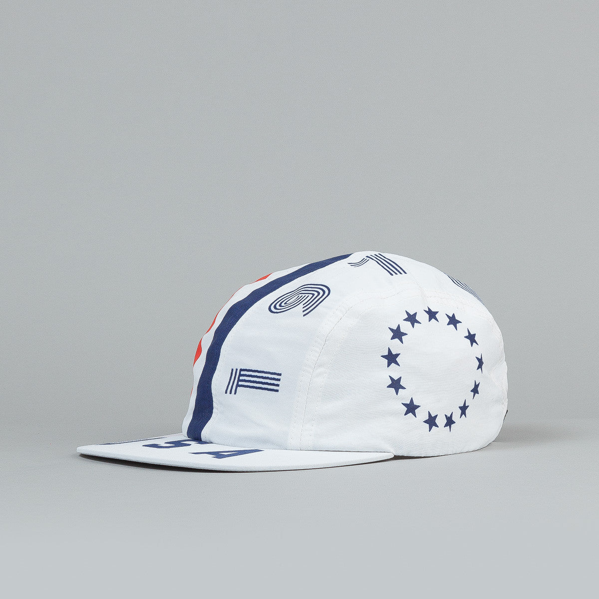 The Decades Bicentennial 4 Panel Cap