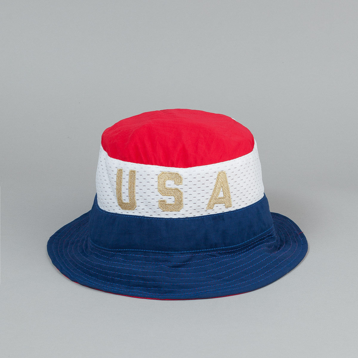 The Decades Bicentennial Bucket Hat - Navy / White / Red