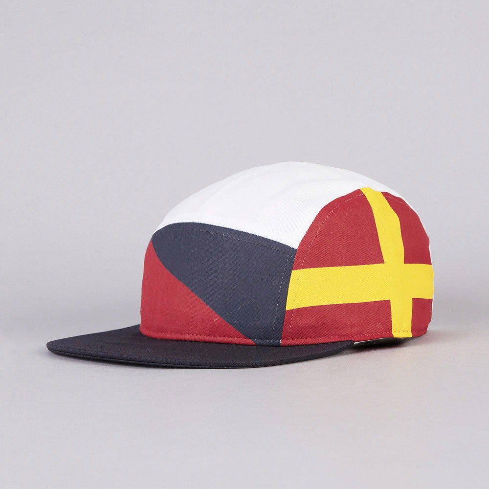 The Decades International Waters 5 Panel Cap