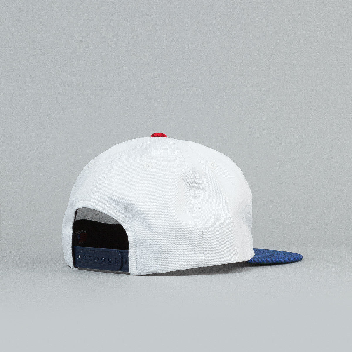 The Decades Spirit of '76 Snapback Cap - White / Blue