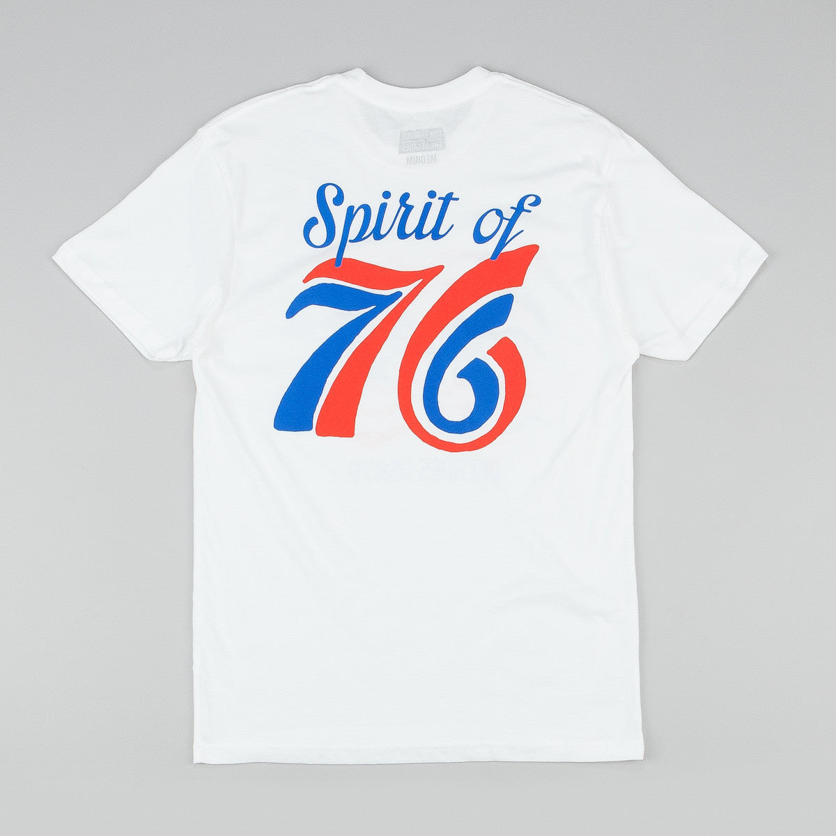 The Decades 'Spirit of '76' T-Shirt - White