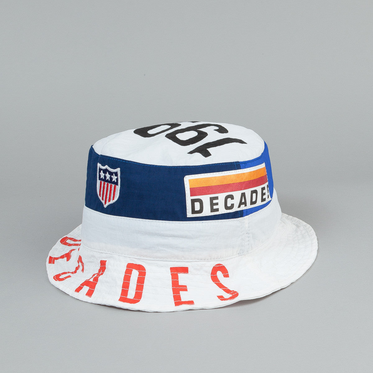 The Decades Summer Games Bucket Hat