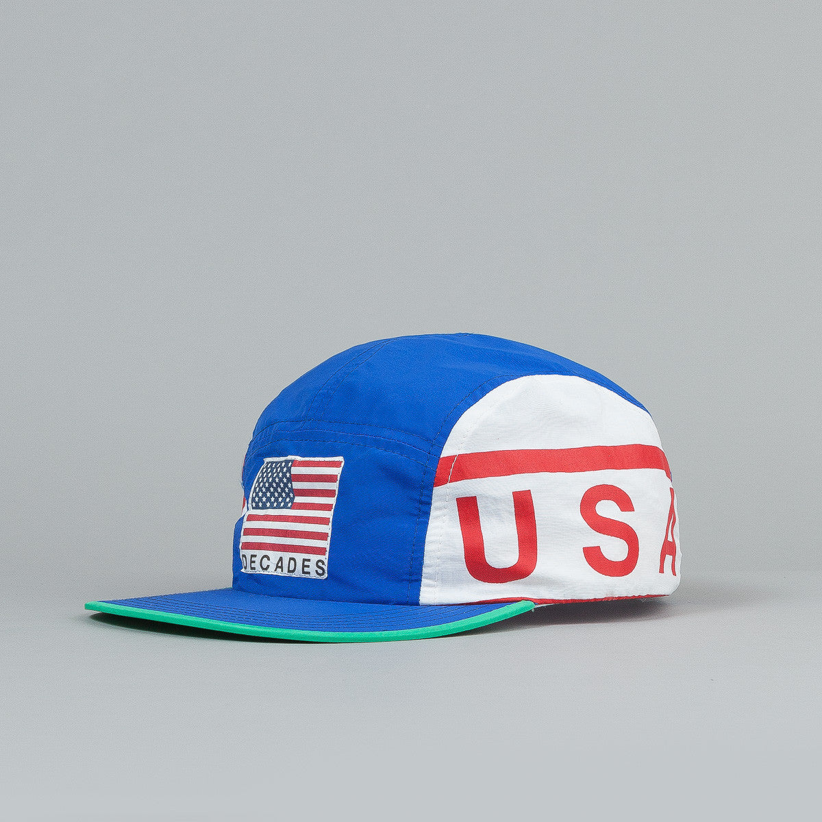 The Decades Team USA 5 Panel Cap