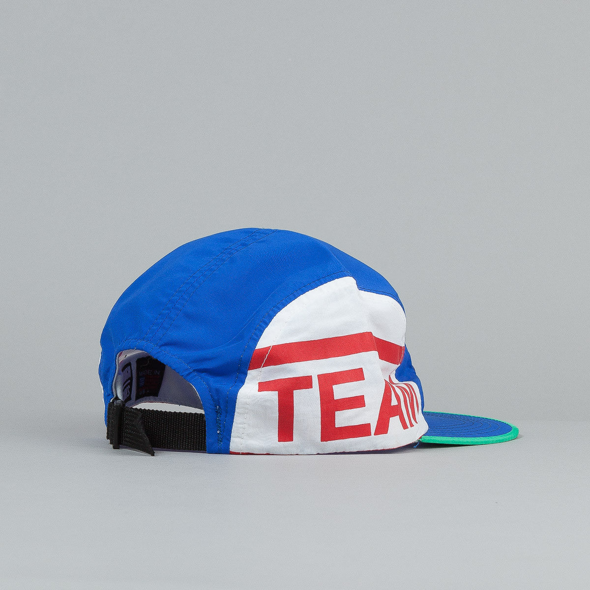 The Decades Team USA 5 Panel Cap - Blue / White