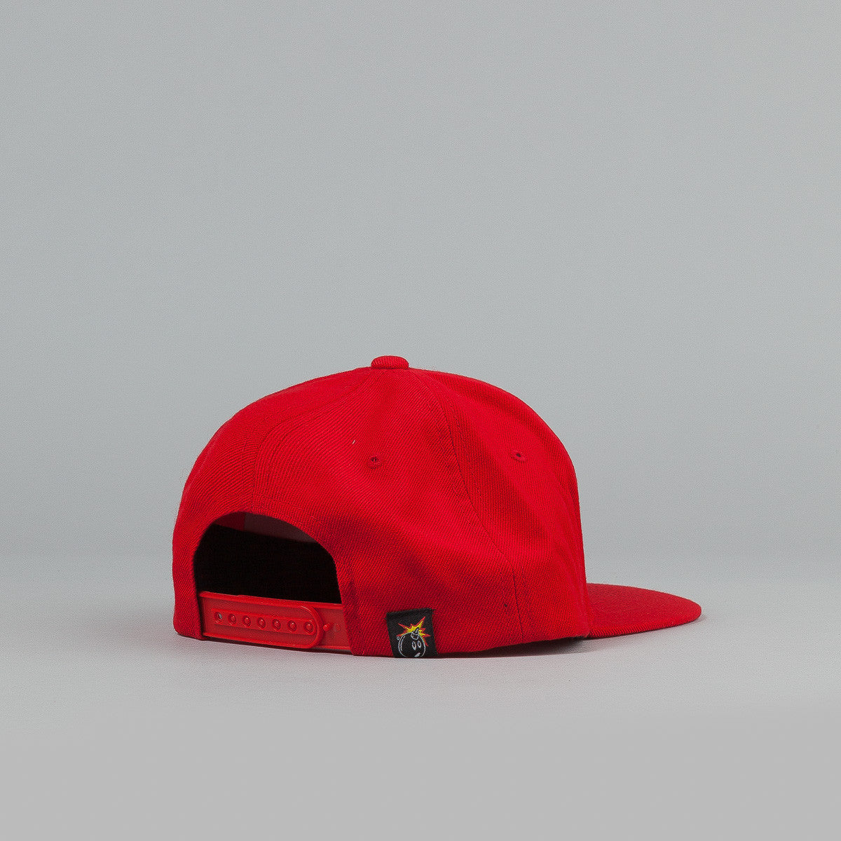 The Hundreds Audible Snapback Cap - Red