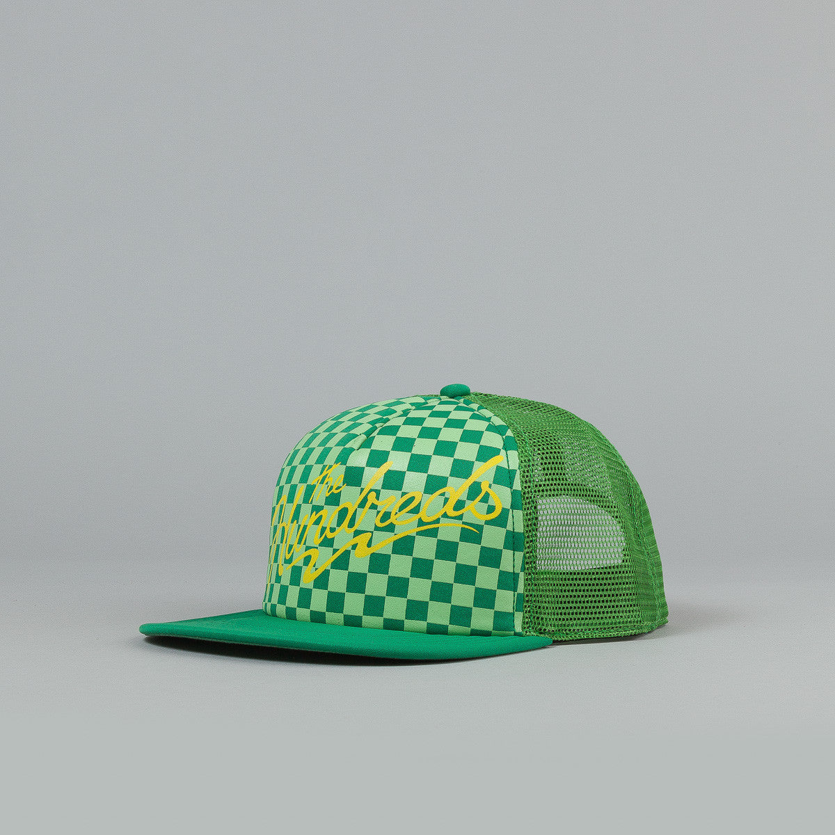 The Hundreds Crest Meshed Snapback Cap