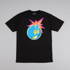 The Hundreds Dimensional Adam T Shirt Black