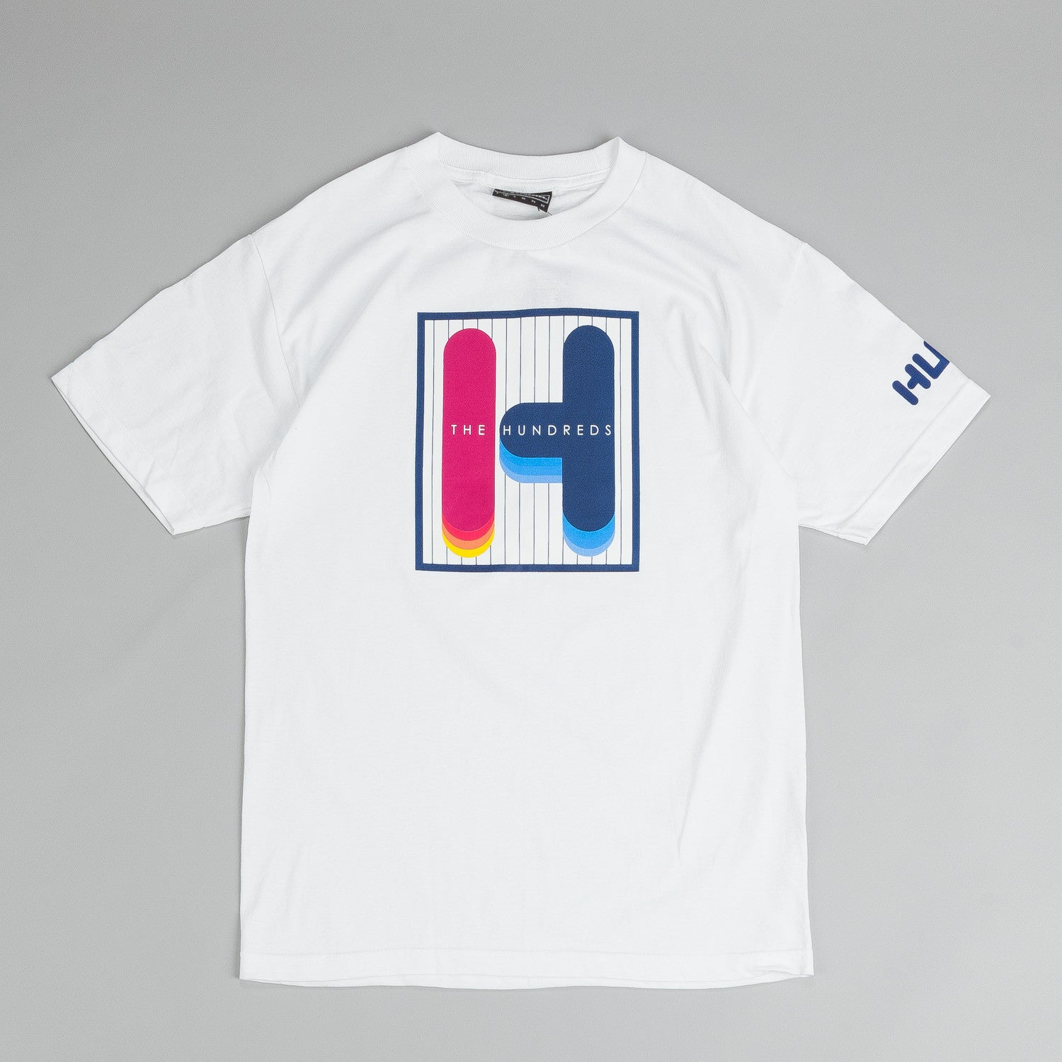 The Hundreds Feel Ya T Shirt White