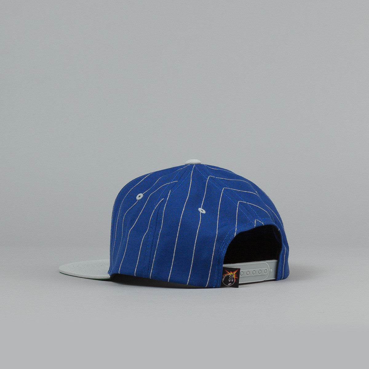 The Hundreds Pins Snapback Cap - Blue
