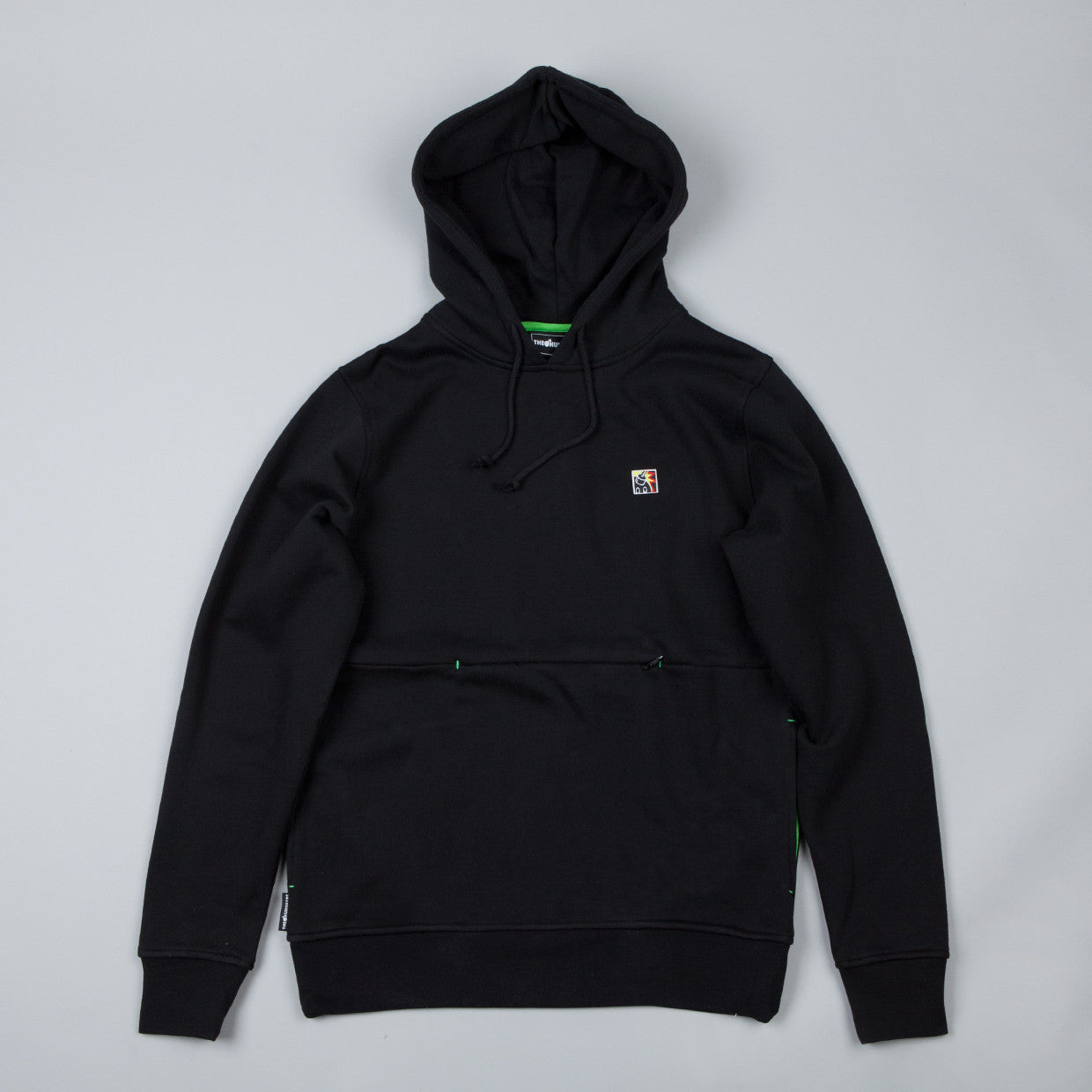 The Hundreds Tone Hooded sweatshirt Black