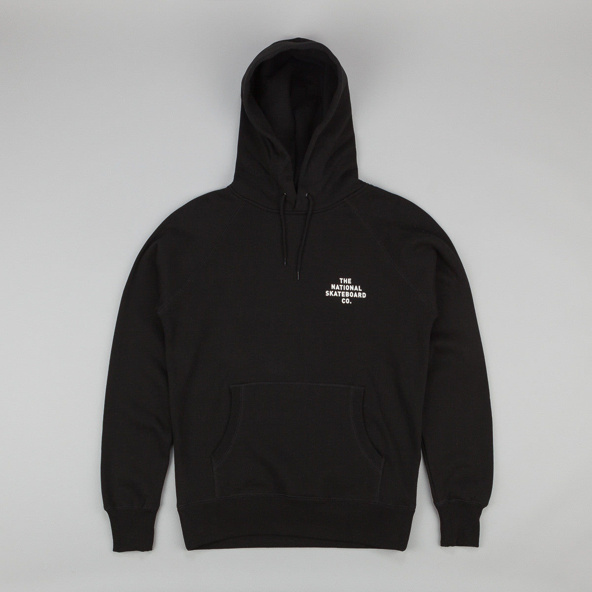 The National Skateboard Co Division Hooded Sweatshirt