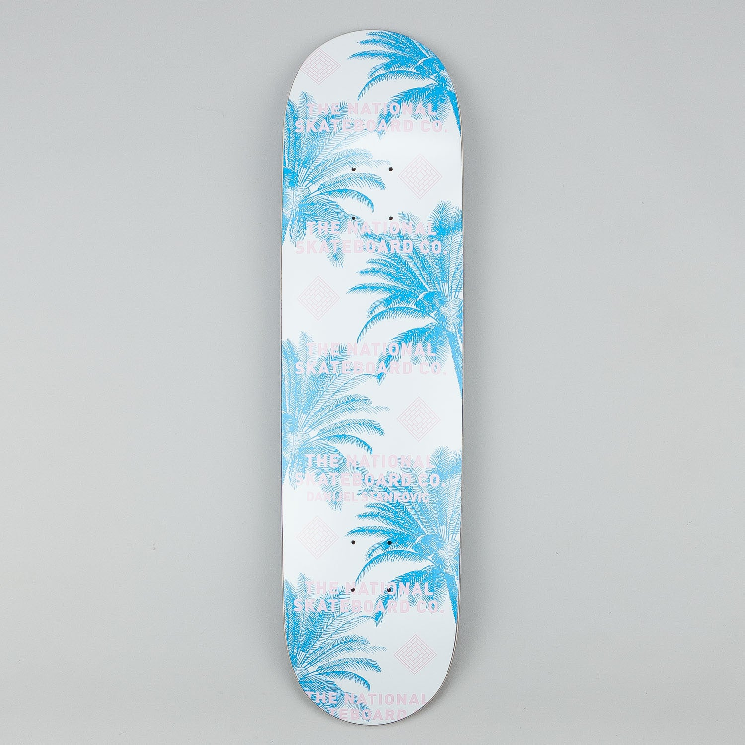 The National Skateboard Co DS Palms II Deck