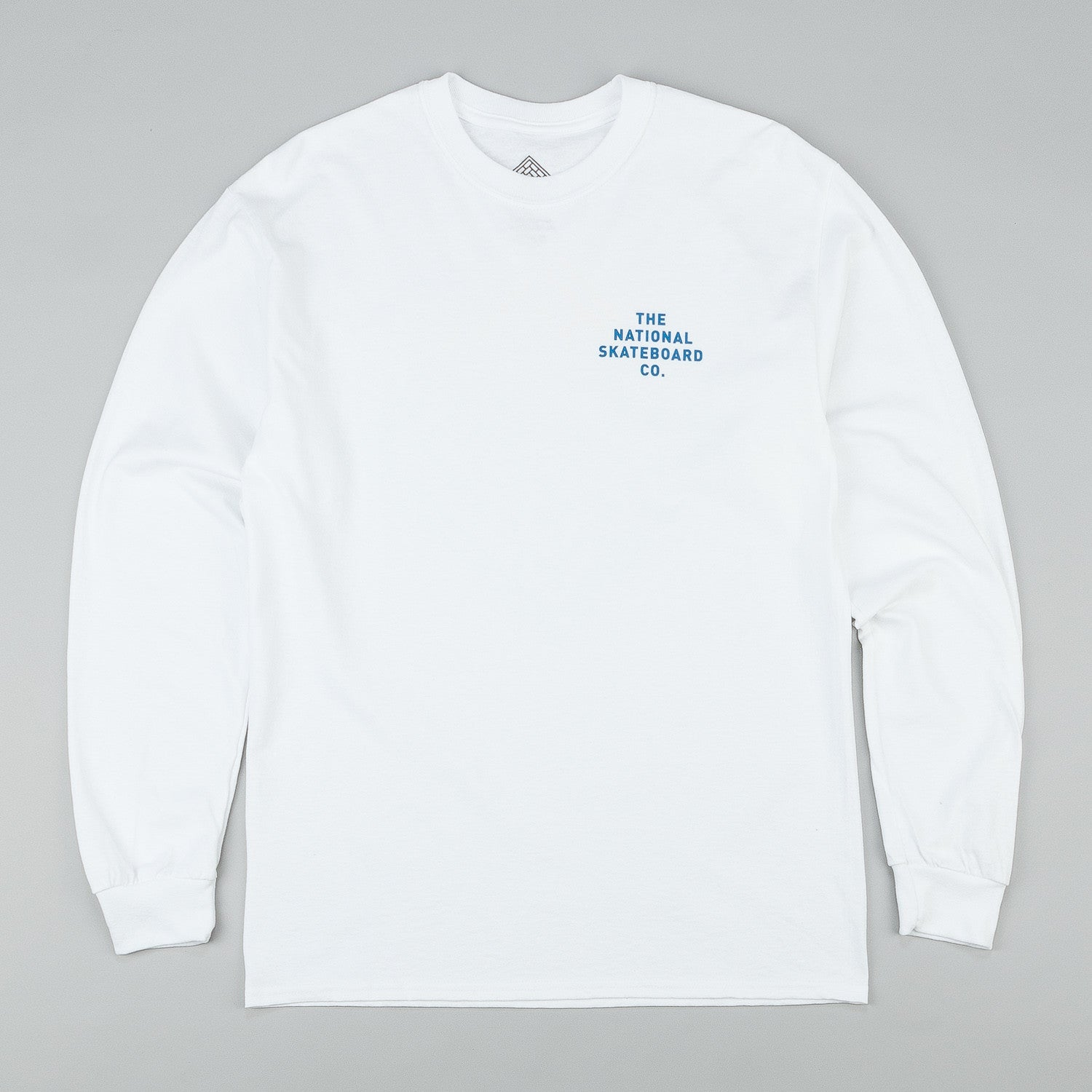 The National Skateboard Co Fade Long Sleeve T-Shirt