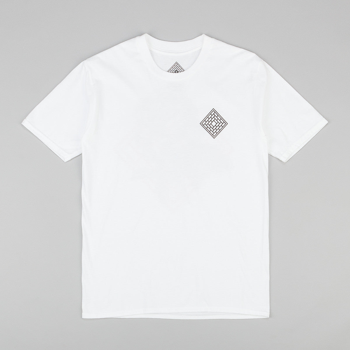 The National Skateboard Co Fade Rose T-Shirt