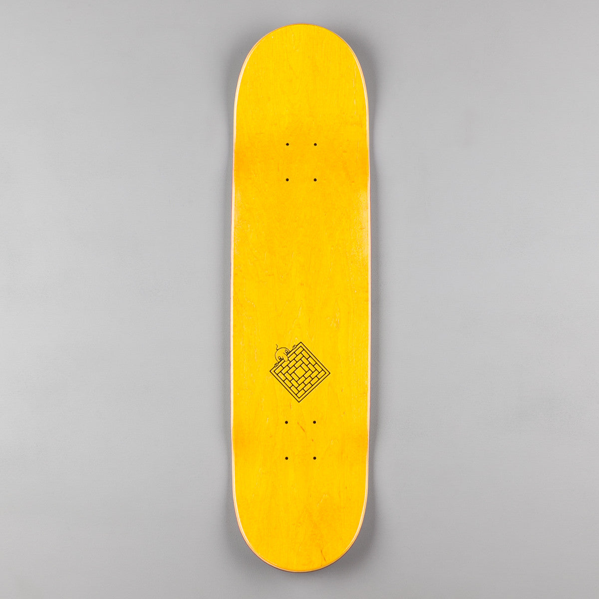 The National Skateboard Co Blobys Wall Deck - 8.125""