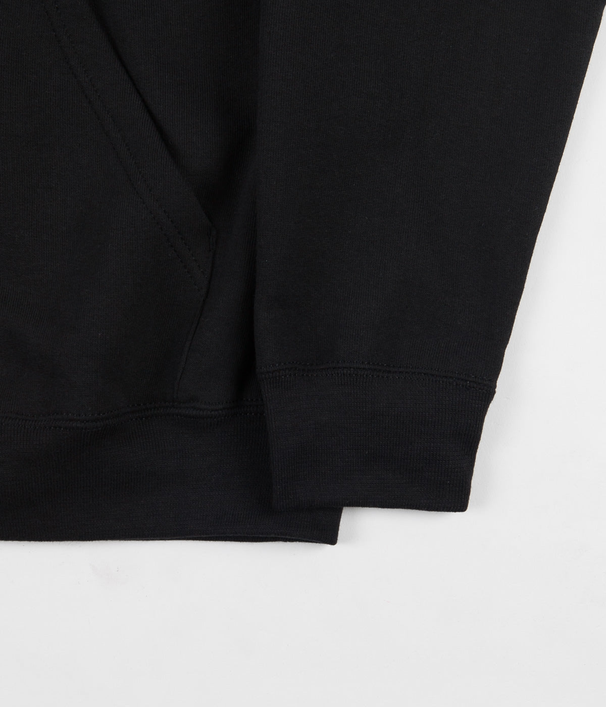 The National Skateboard Co I'm Down Hoodie - Black