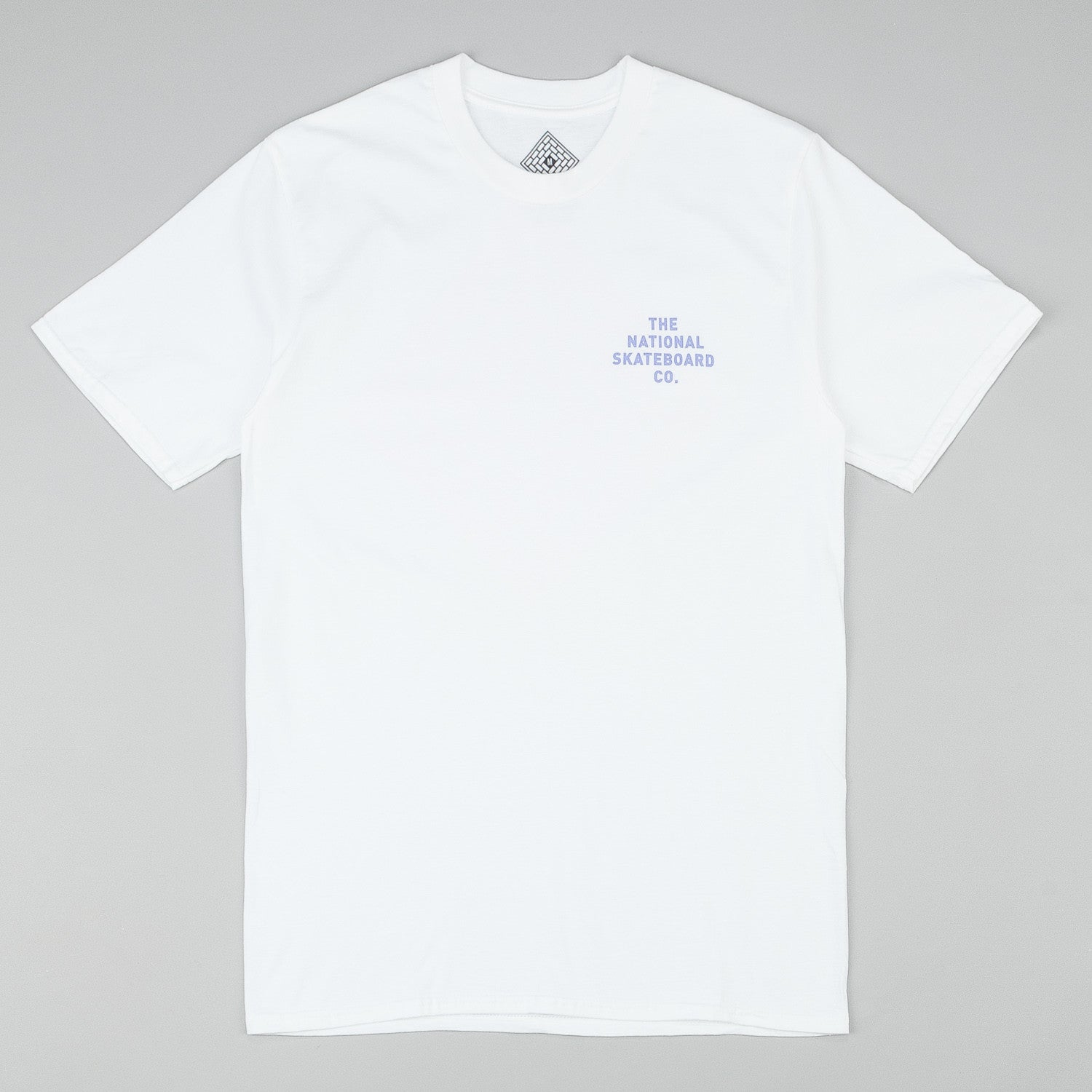 The National Skateboard Co Logo T-Shirt