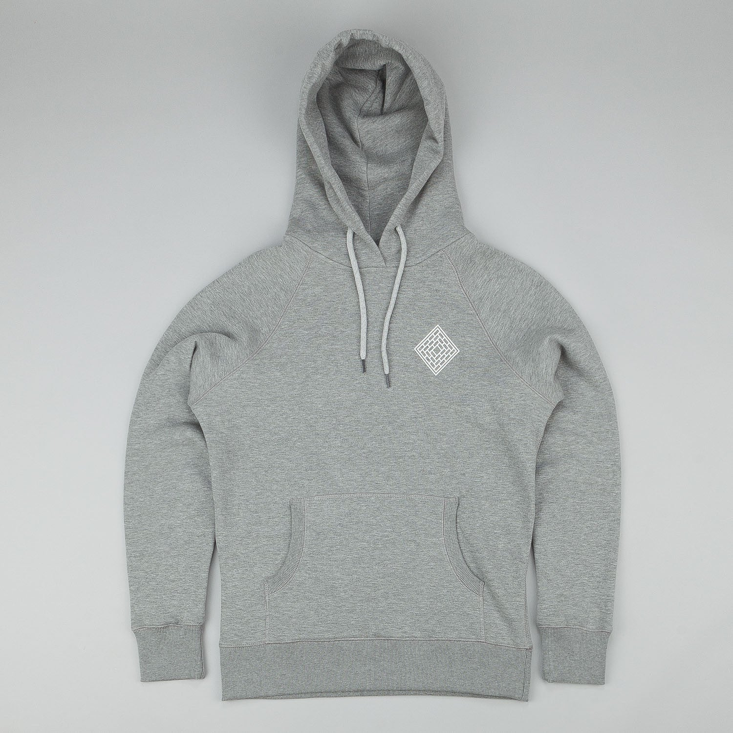 The National Skateboard Co Mono Logo Hooded Sweatshirt