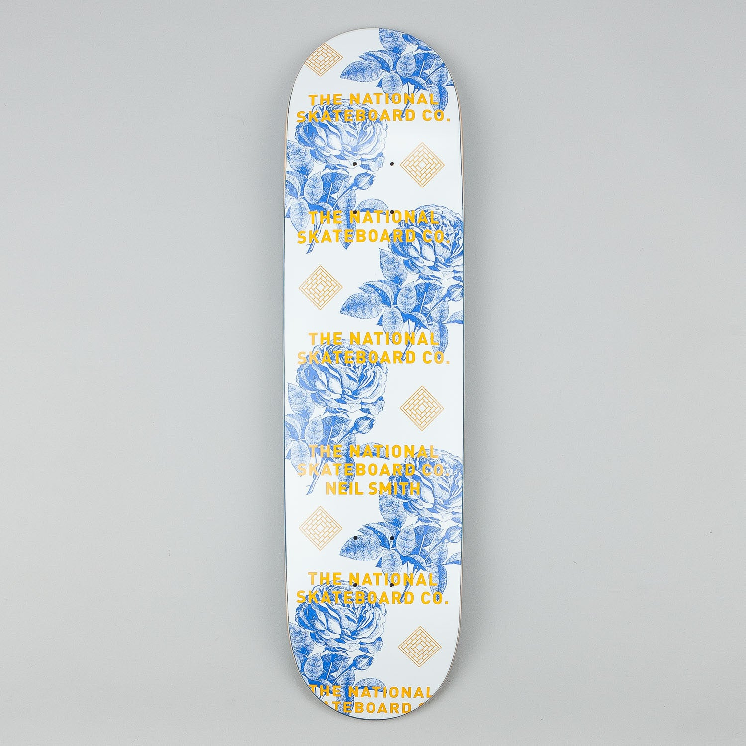 The National Skateboard Co NS Roses II Deck