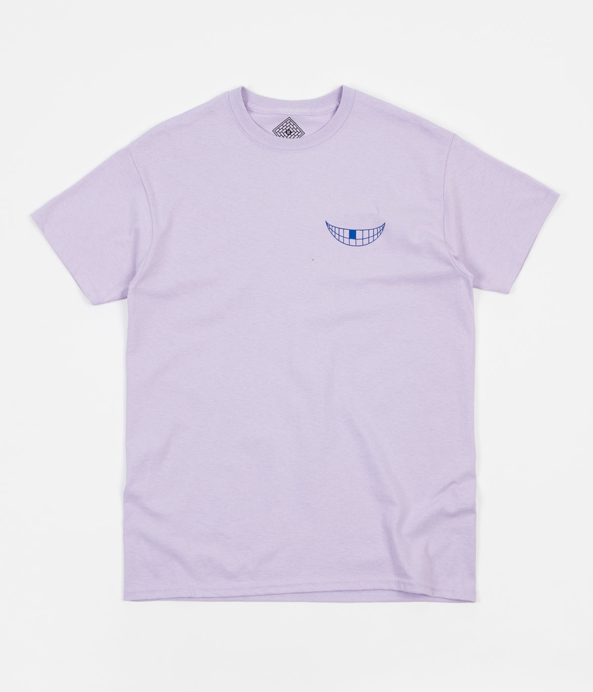 The National Skateboard Company Grin T-Shirt - Orchid