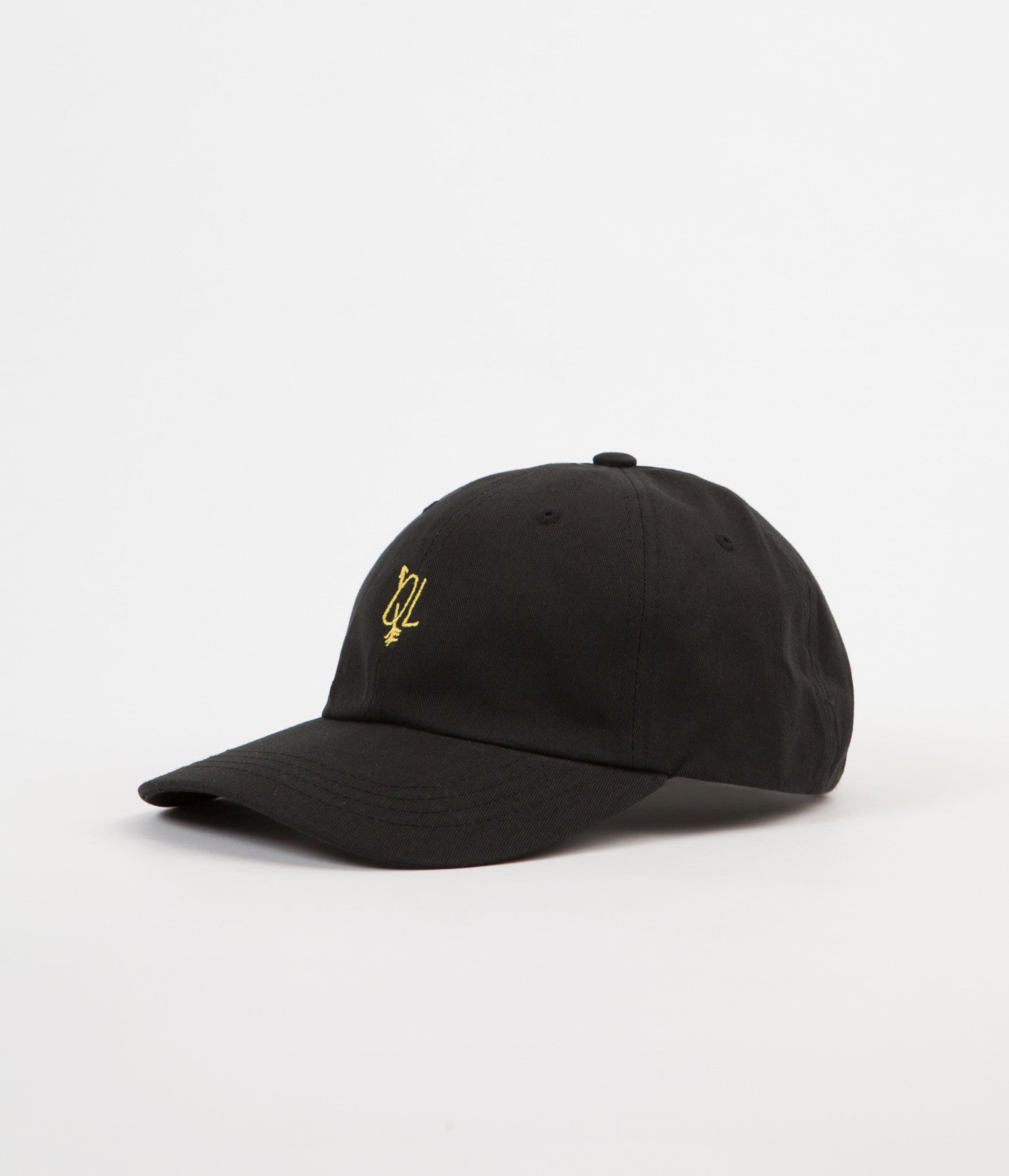 The Quiet Life Arrow Dad Cap - Black