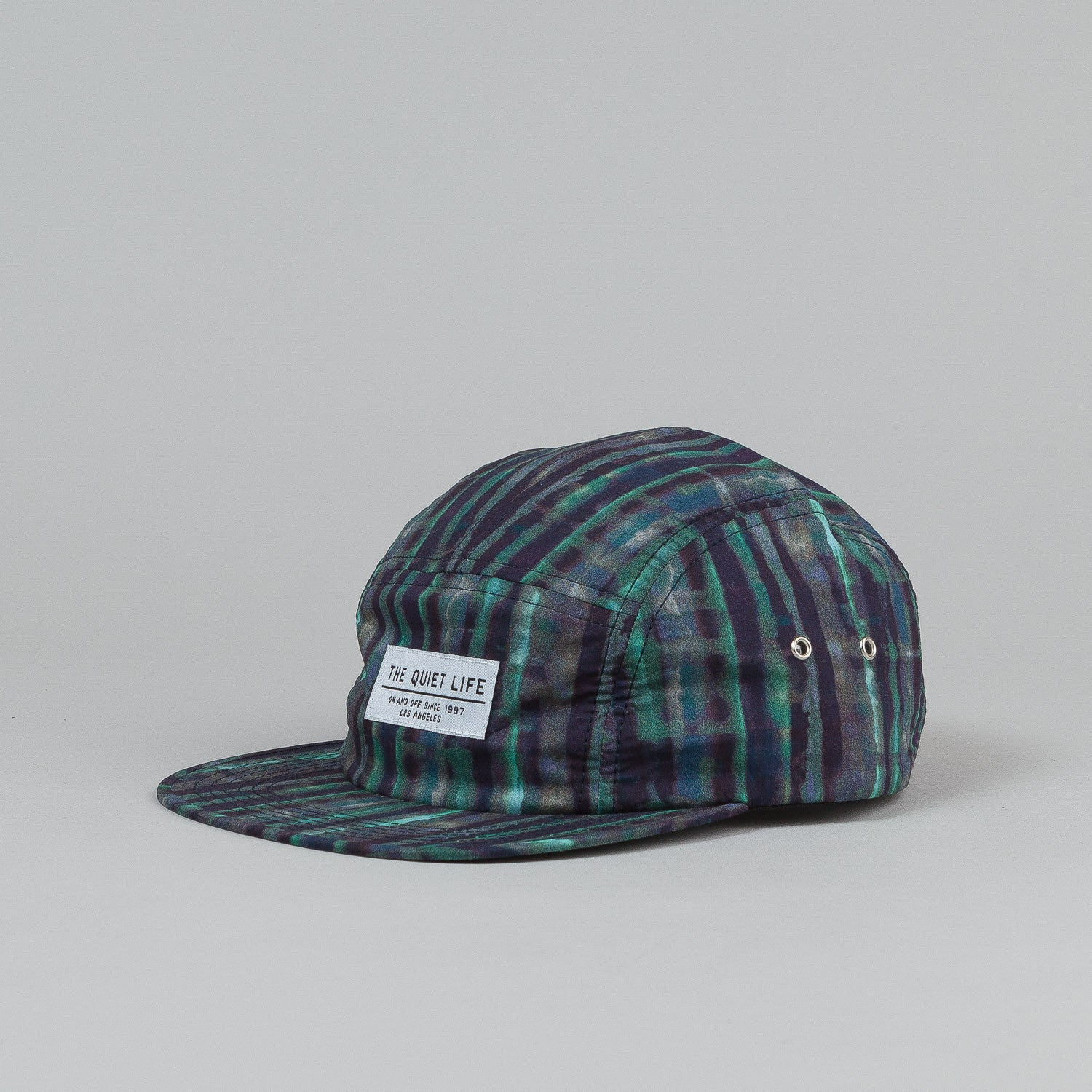 The Quiet Life Batik 5 Panel Cap