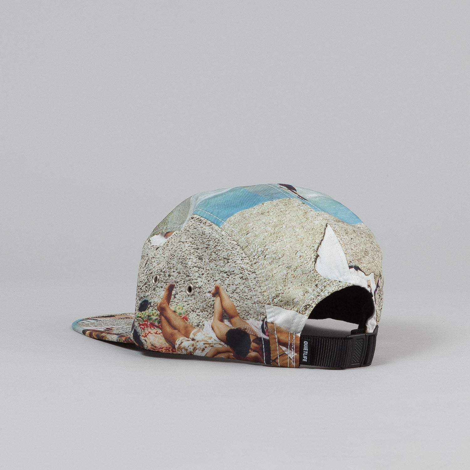 The Quiet Life Beach 5 Panel Cap - Beach