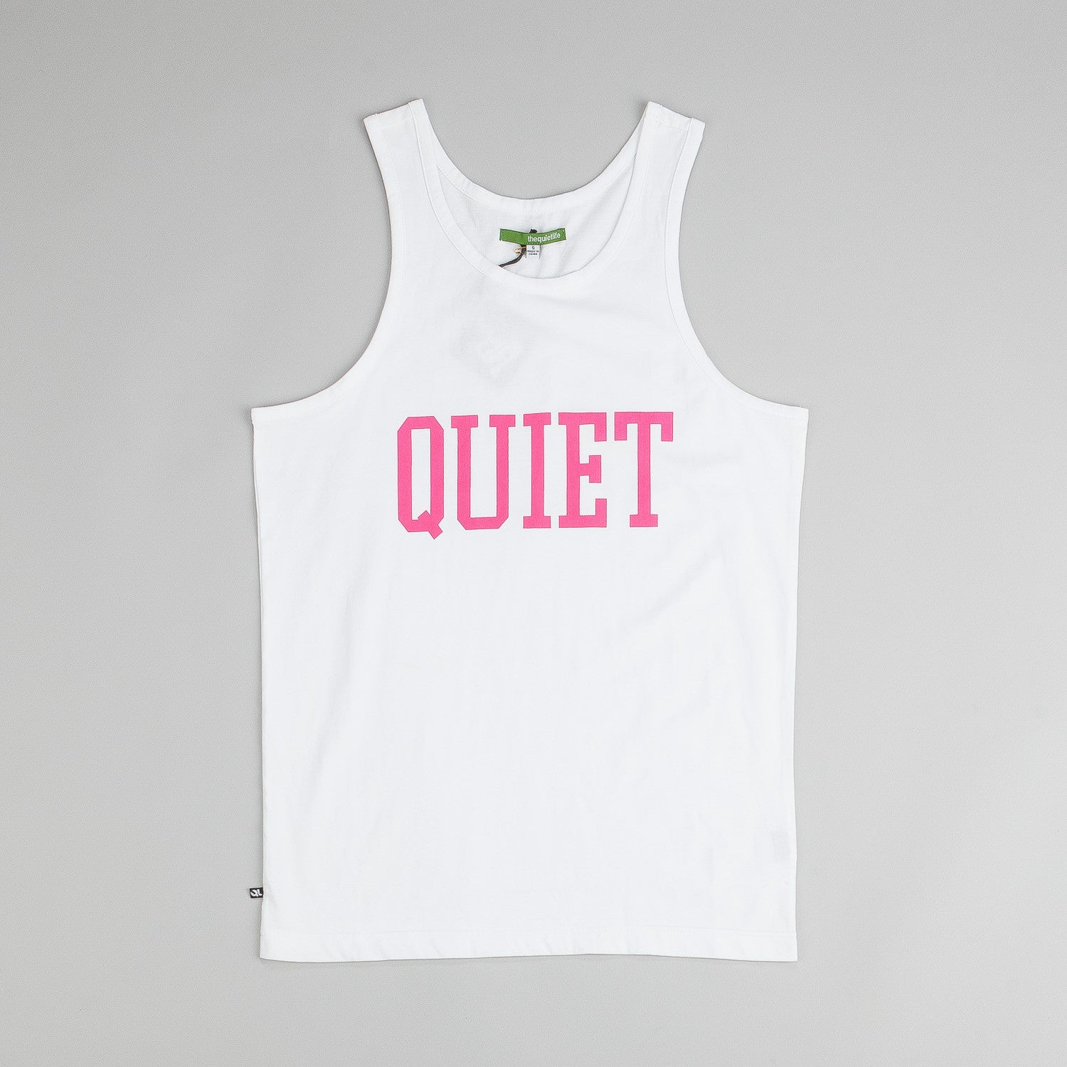 The Quiet Life Beach Tank