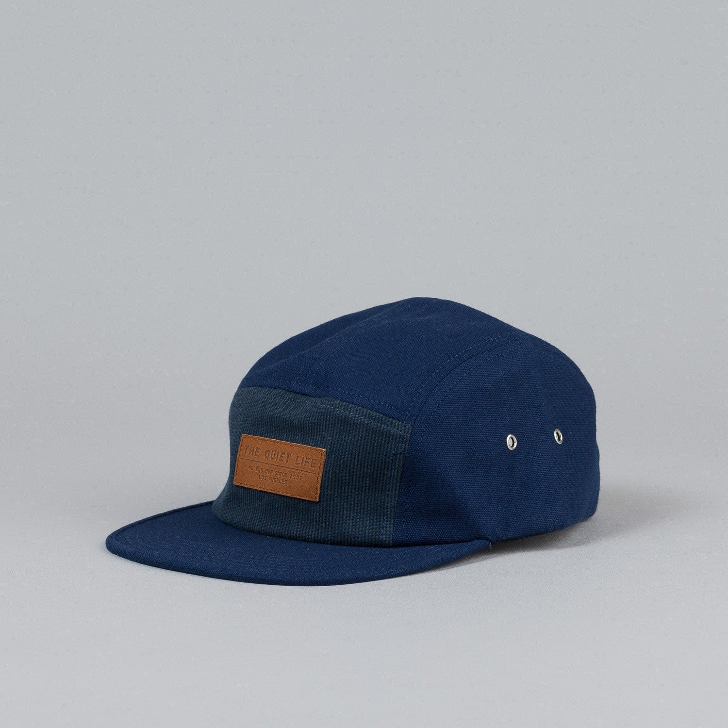 The Quiet Life Blend 5 Panel Cap Navy