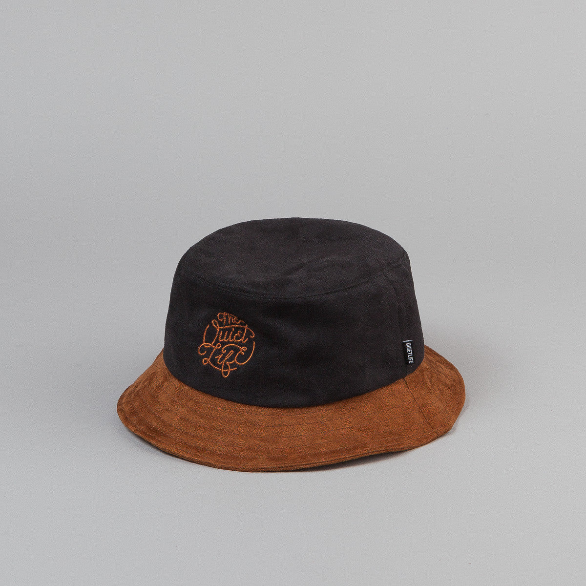 The Quiet Life Bucket Hat - Black / Brown