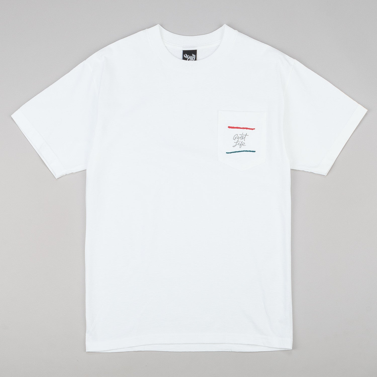 The Quiet Life Burst Pocket T-Shirt