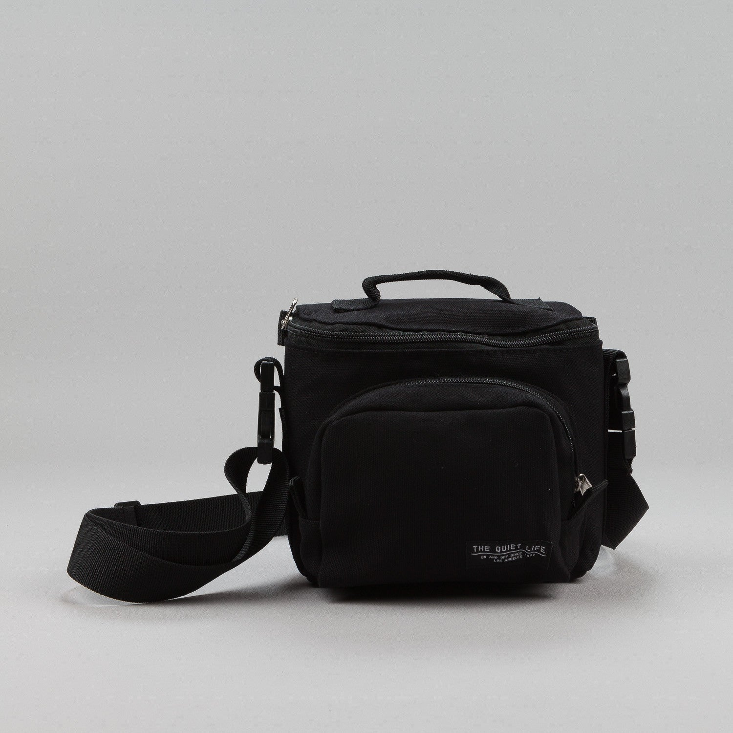 The Quiet Life Camera Bag - Black