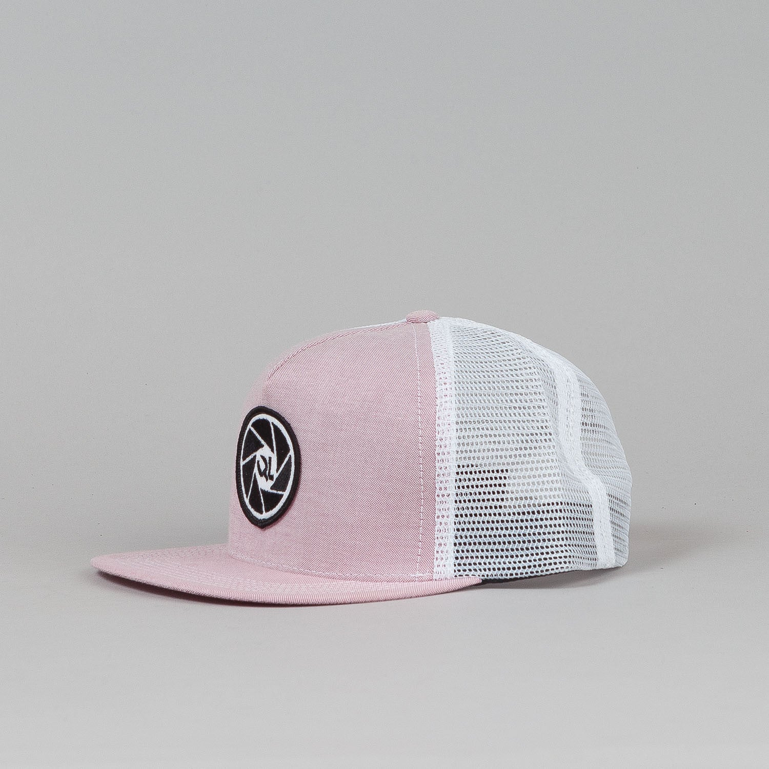 The Quiet Life Camera Club Mesh Snapback Cap
