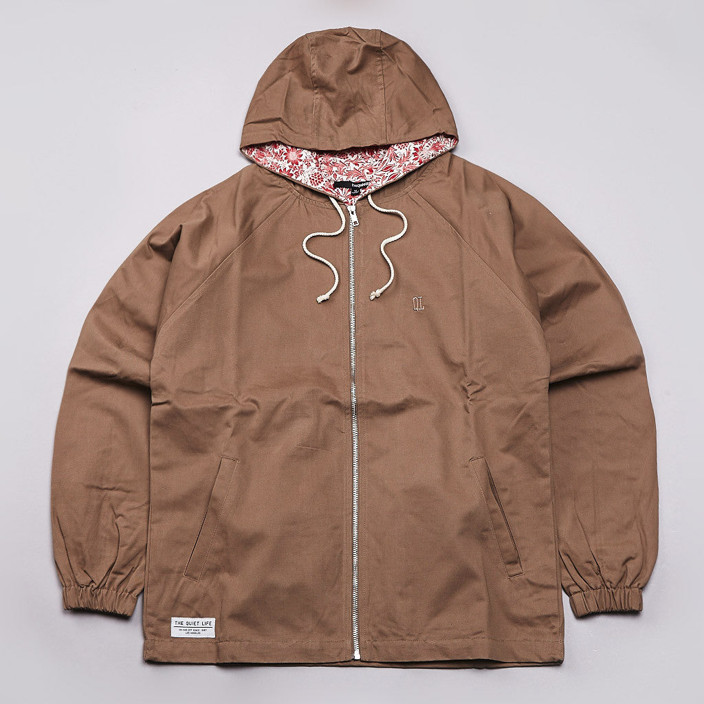 The Quiet Life Canvas Jacket Khaki
