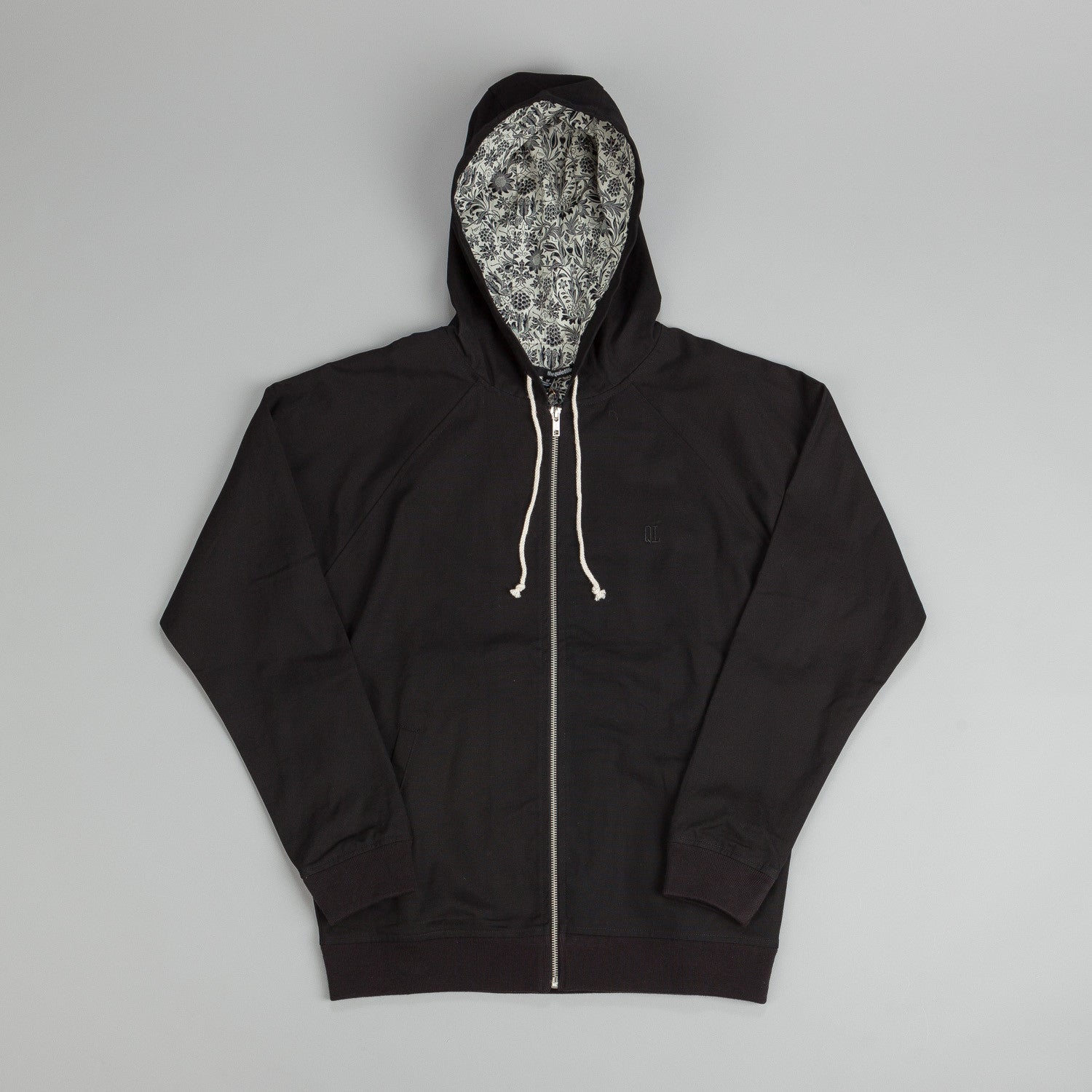 The Quiet Life Canvas Jacket Black