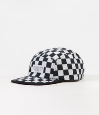 The Quiet Life Checker 5 Panel Cap - All Over