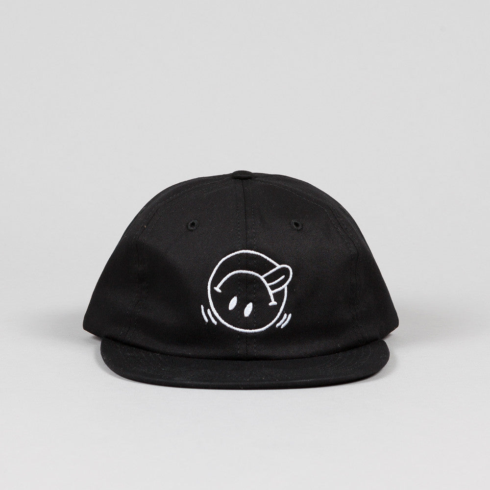 The Quiet Life Concert Polo Cap Black