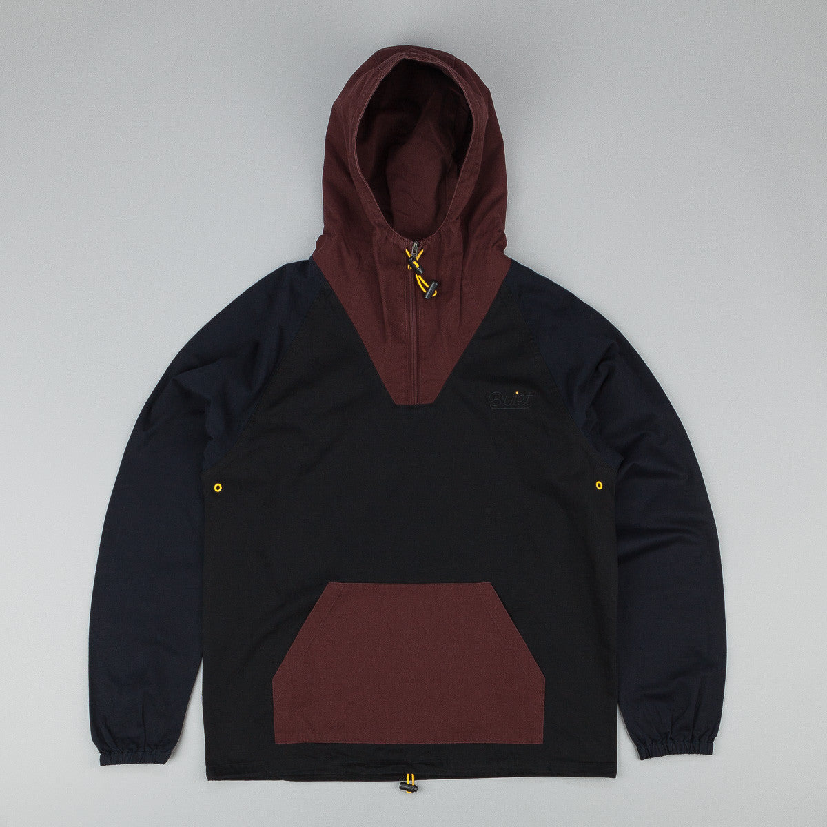 The Quiet Life Contrast Windy Pullover Jacket
