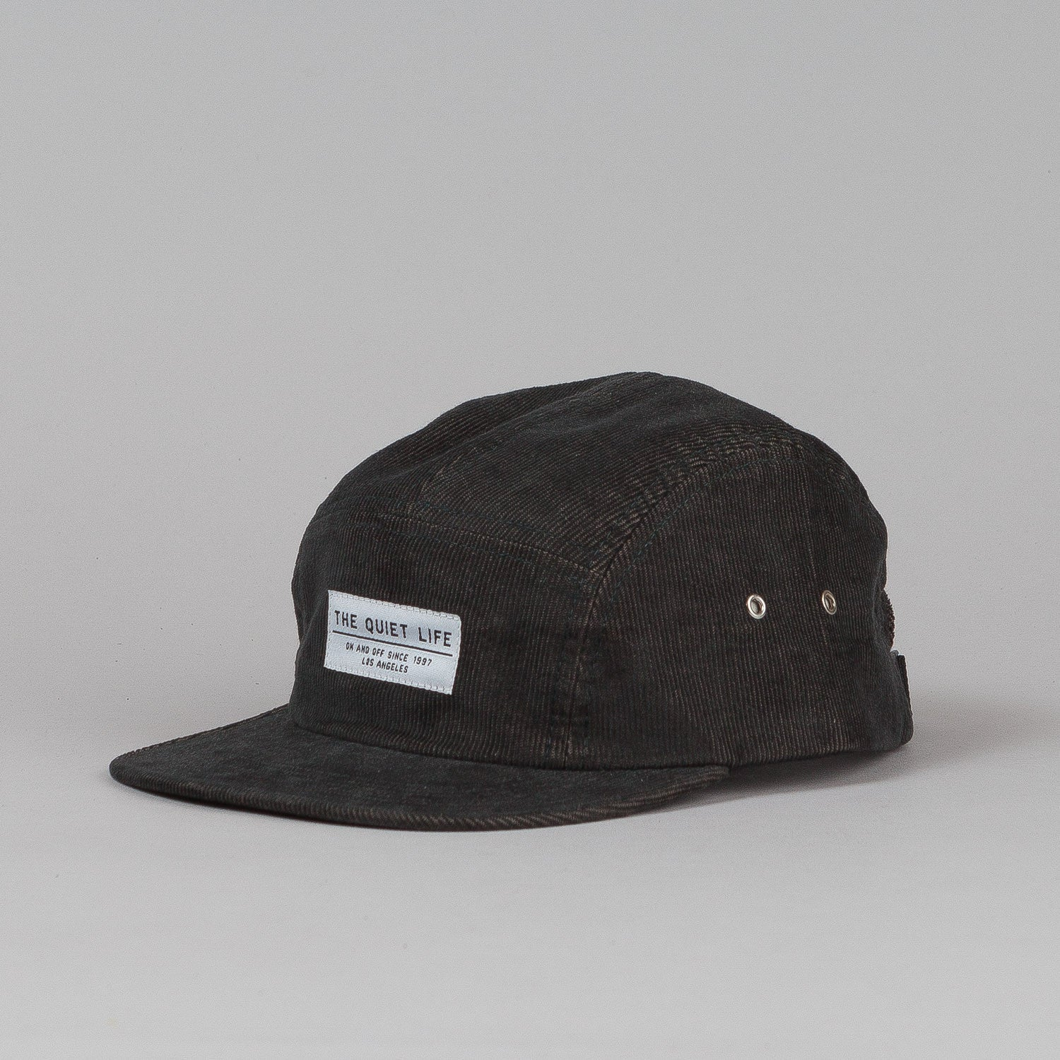 The Quiet Life Cord 5 Panel Cap
