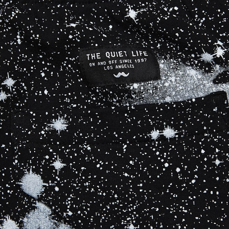 The Quiet Life Cosmos Sweatpants Black