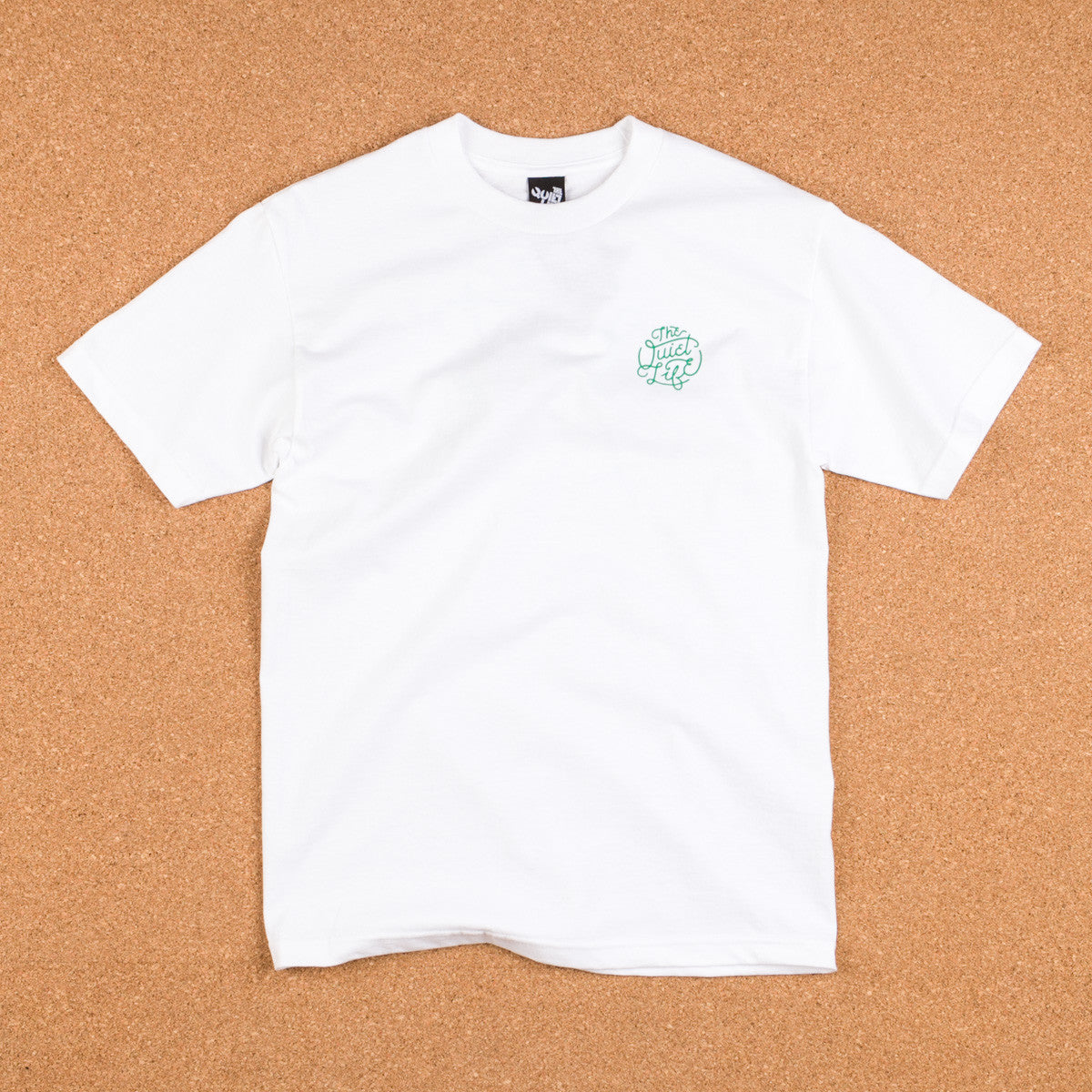 The Quiet Life Court T-Shirt - White