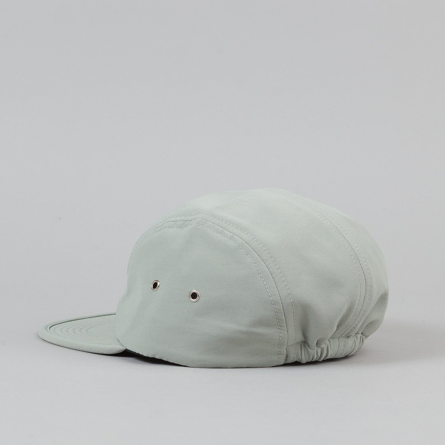 The Quiet Life Crush 5 Panel Cap - Silver
