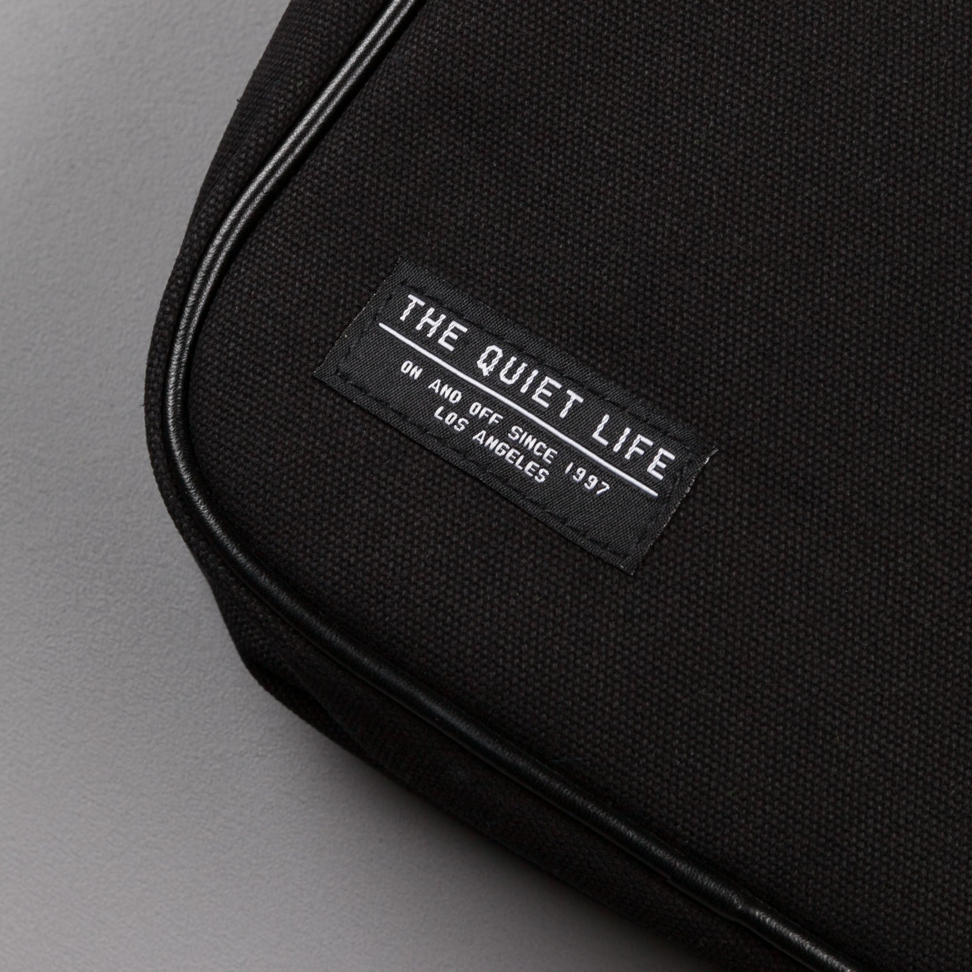 The Quiet Life Day Bag - Black