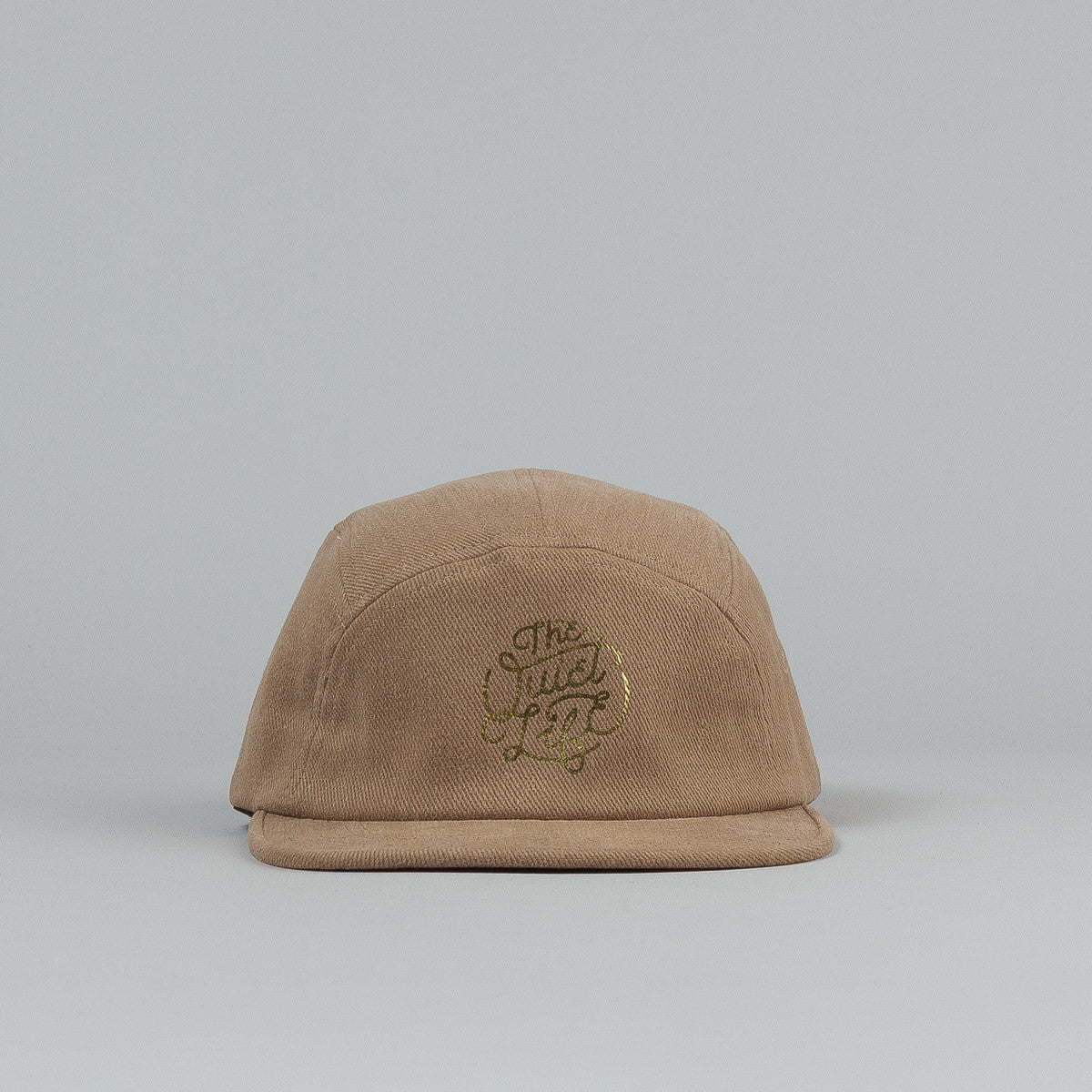 The Quiet Life Day Logo Moon Cap - Earth
