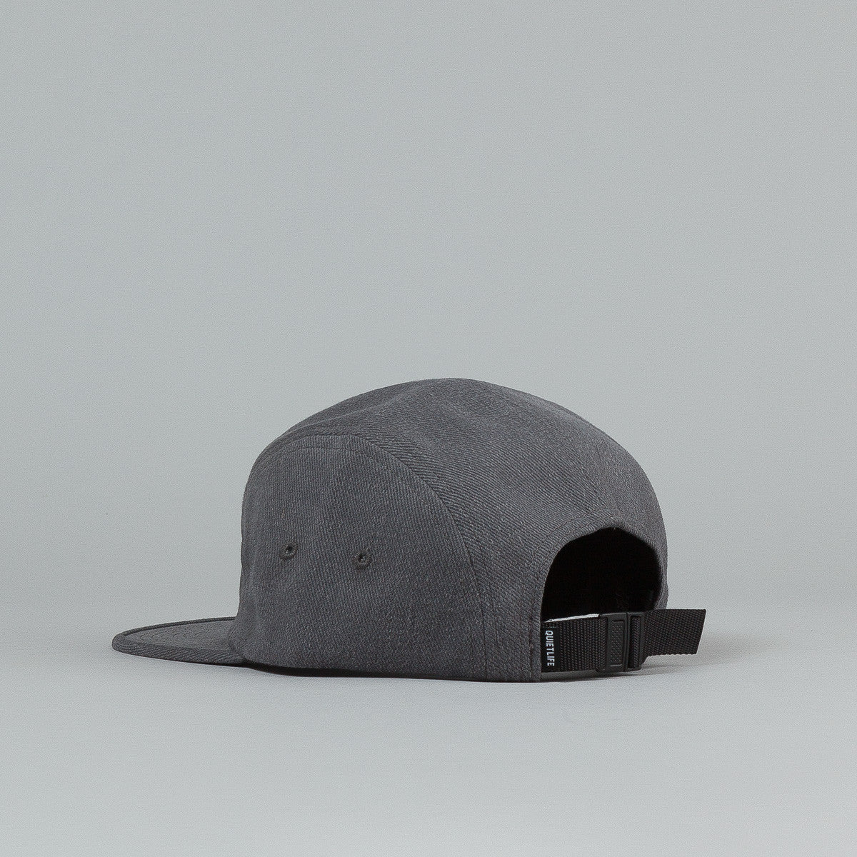The Quiet Life Day Logo Moon Cap - Graphite