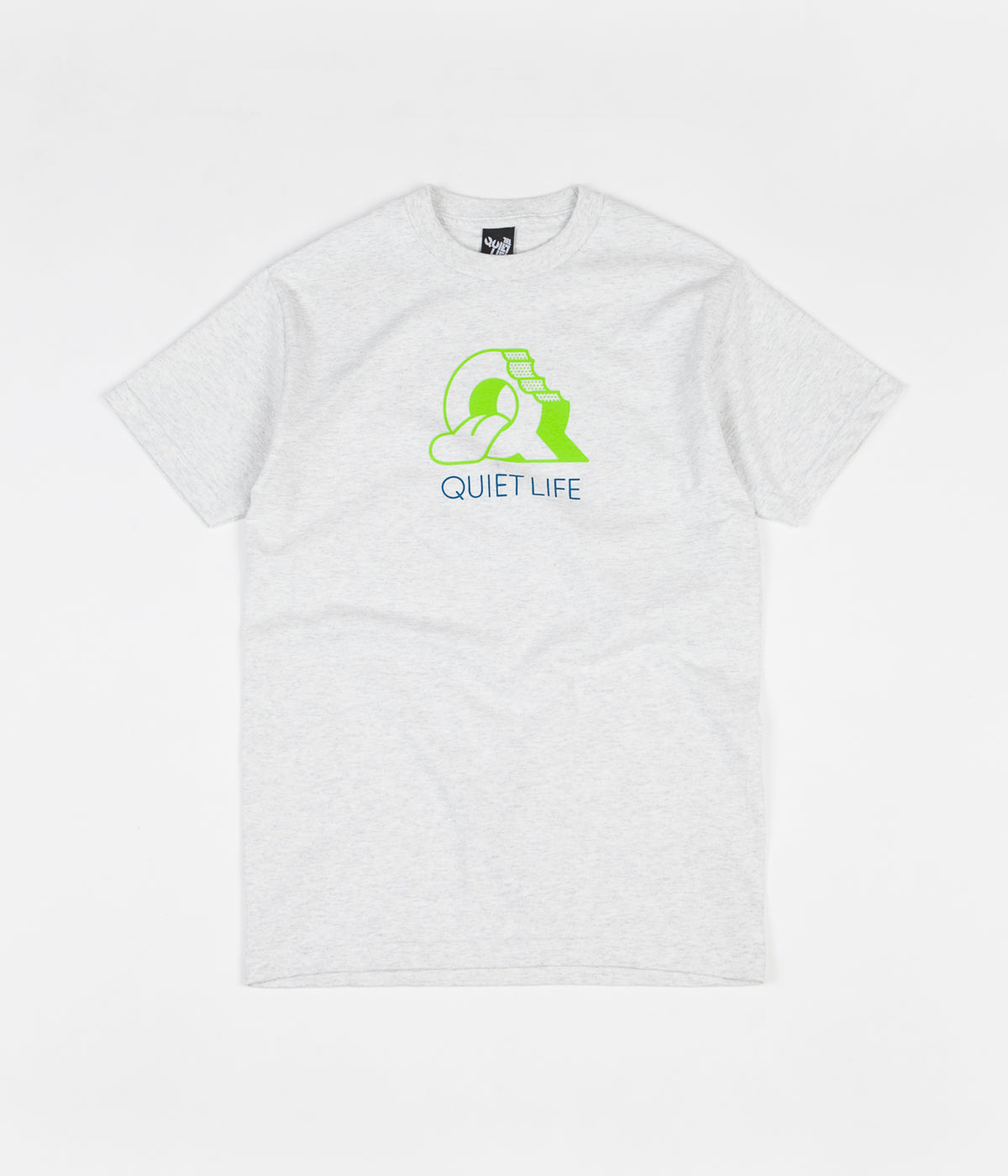 The Quiet Life Demo T-Shirt - Ash Heather