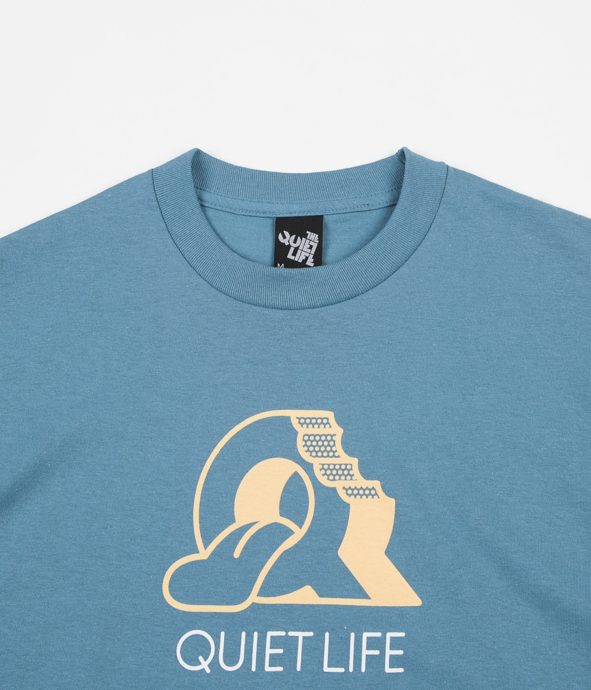 The Quiet Life Demo T-Shirt - Slate