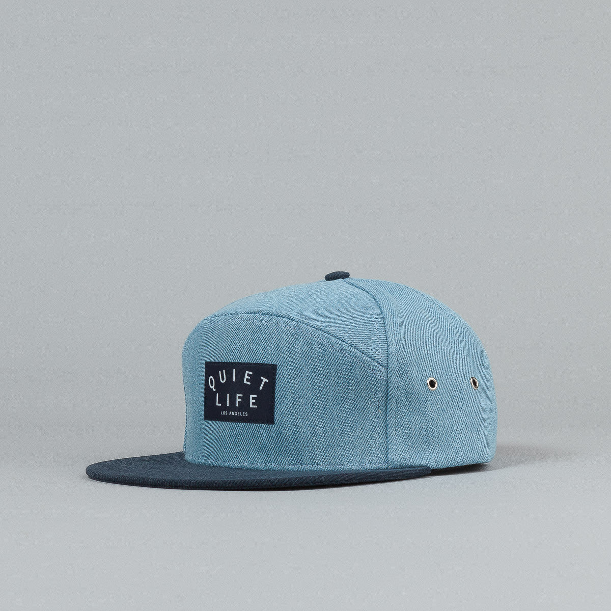 The Quiet Life Denim Cord Combo Hybrid Cap
