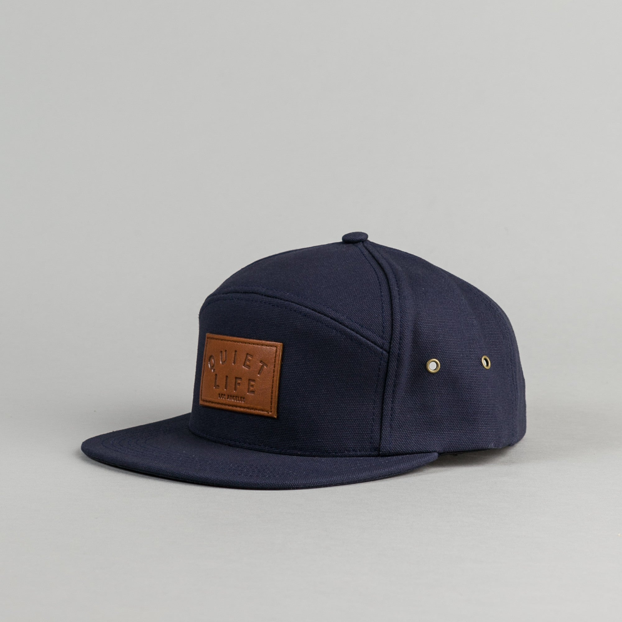 The Quiet Life Duck Hybrid Cap - Navy