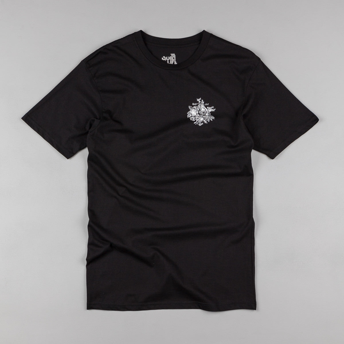 The Quiet Life Duggan Premium T-Shirt - Black